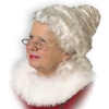 Mrs. Claus Wig Adult